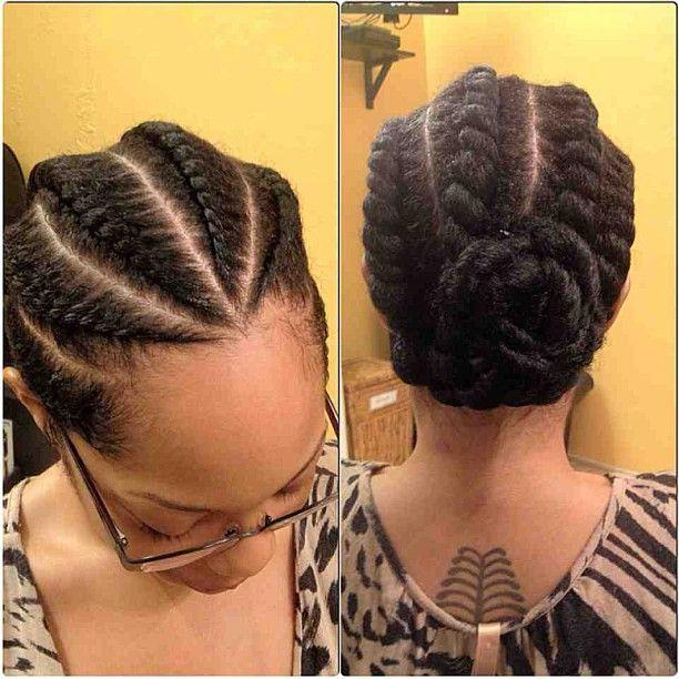 Natural black hairstyles for women hairstyleforblackwomen.net 8