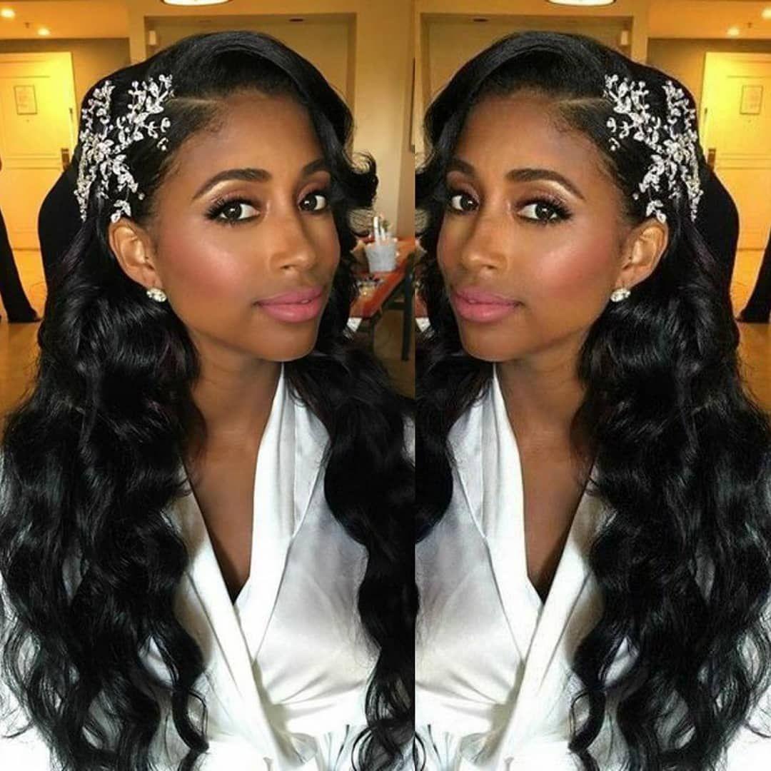 Speaking of wedding hairstyles