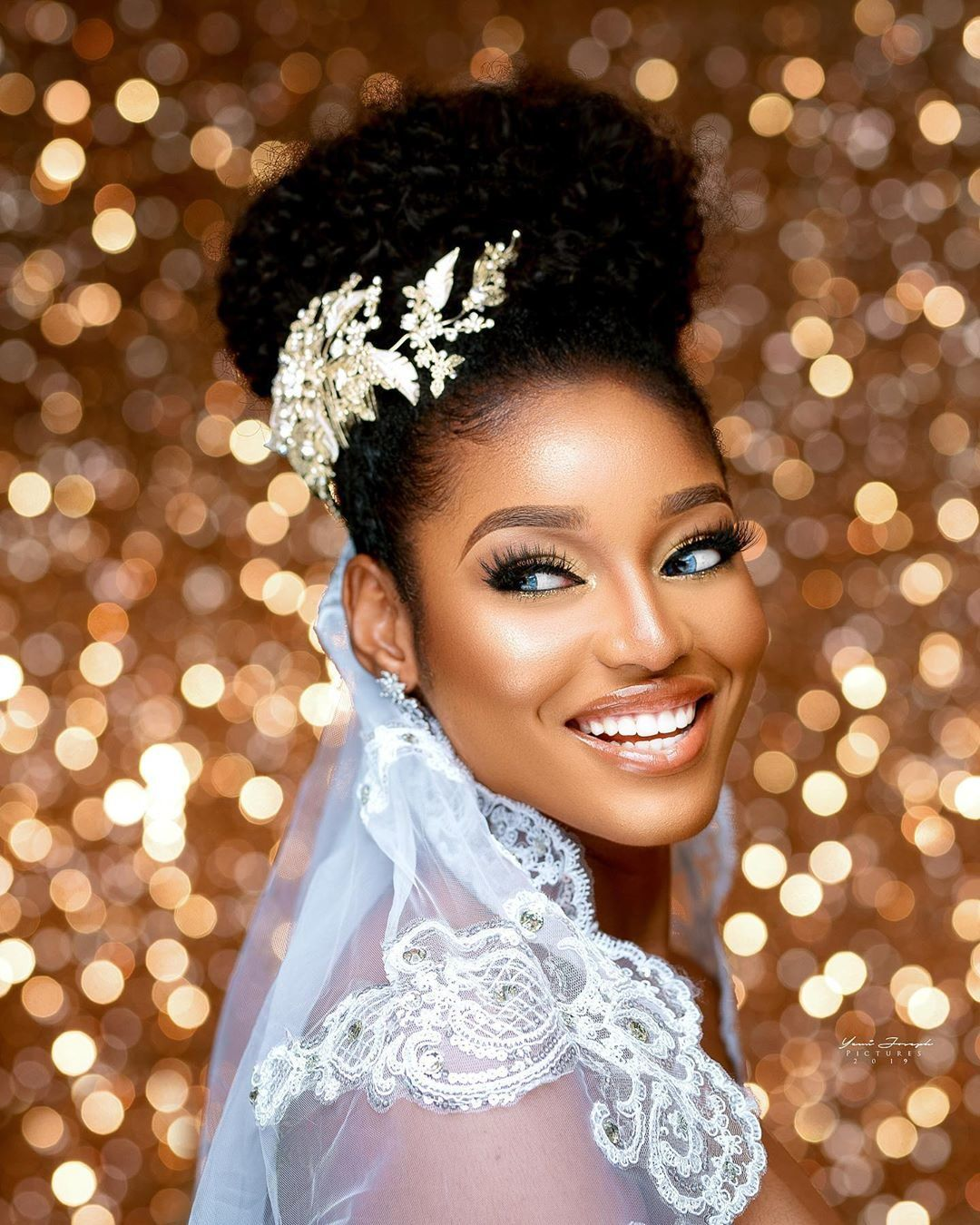 Stunning Hairstyles For Nigerian Brides this 2020 hairstyleforblackwomen.net 11