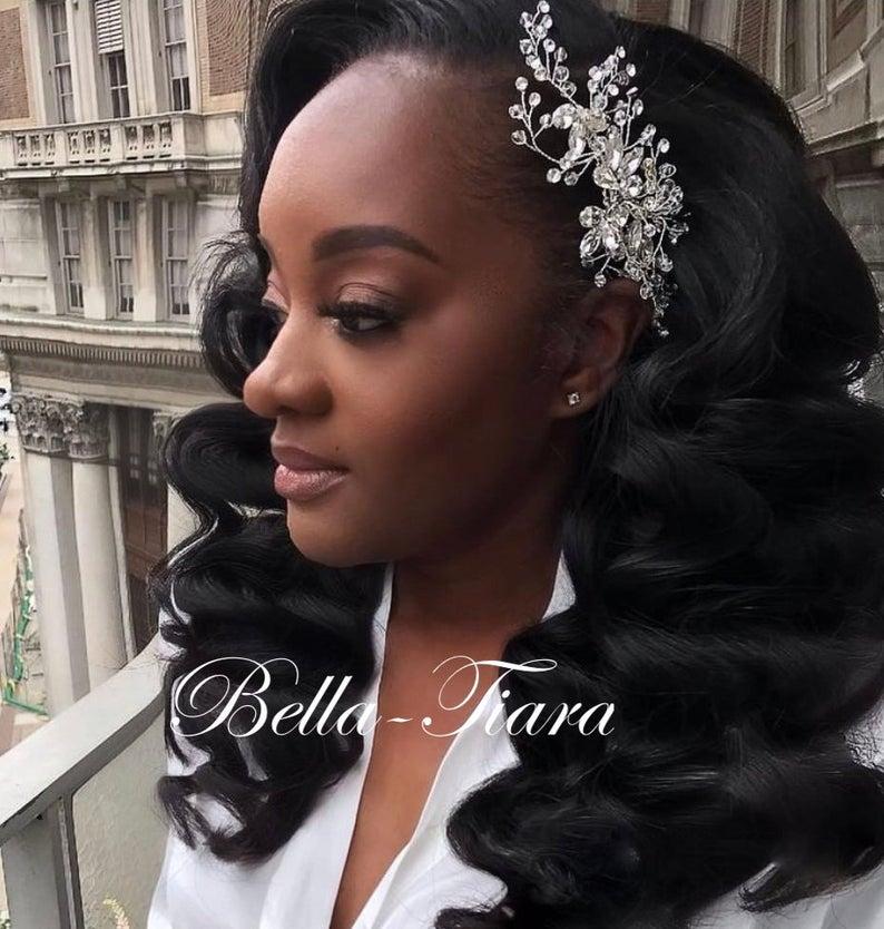 Stunning Hairstyles For Nigerian Brides this 2020 hairstyleforblackwomen.net 16