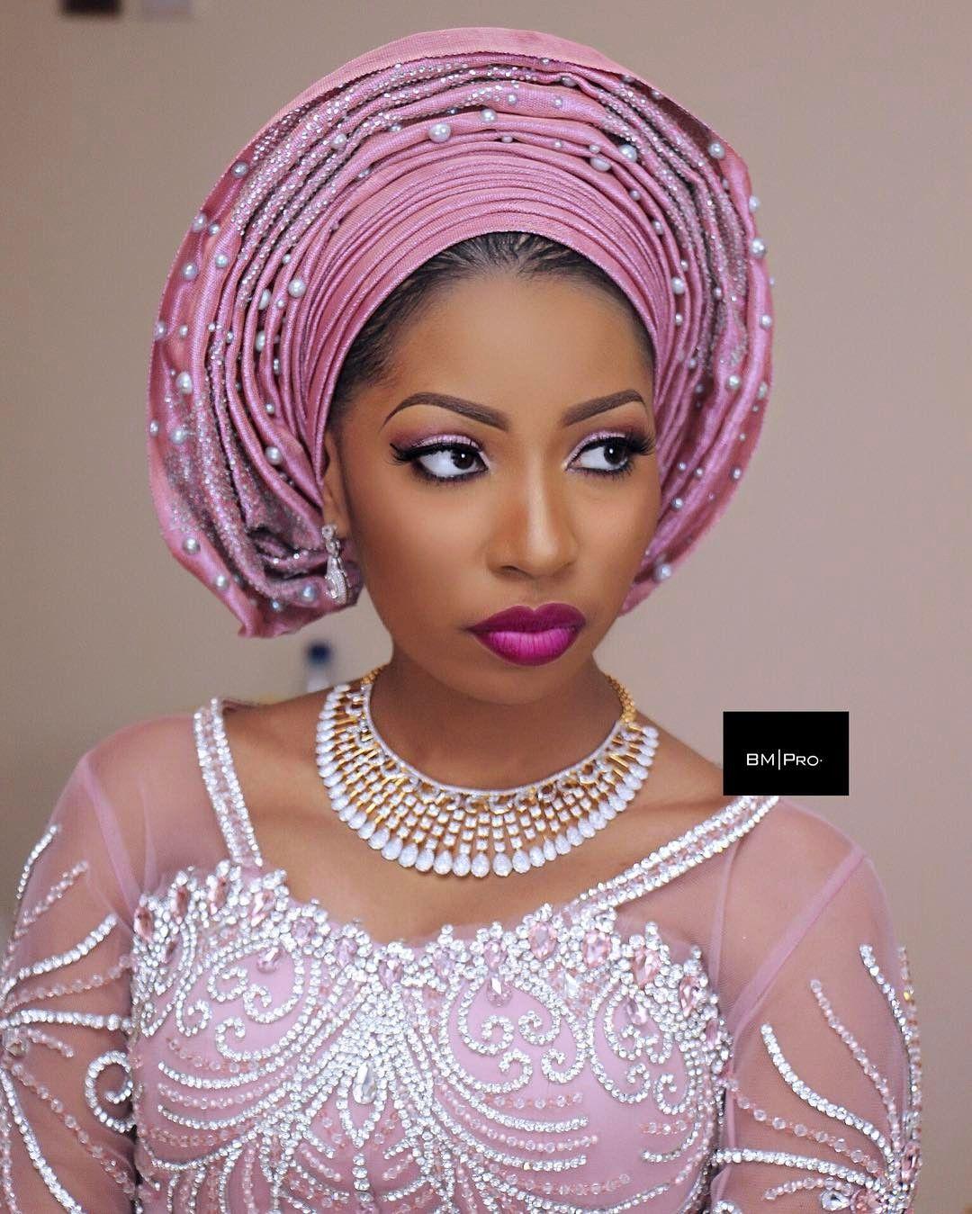 Stunning Hairstyles For Nigerian Brides this 2020 hairstyleforblackwomen.net 18