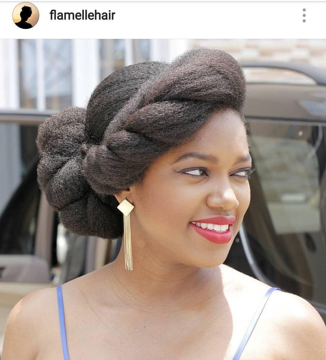 Stunning Hairstyles For Nigerian Brides this 2020 hairstyleforblackwomen.net 2