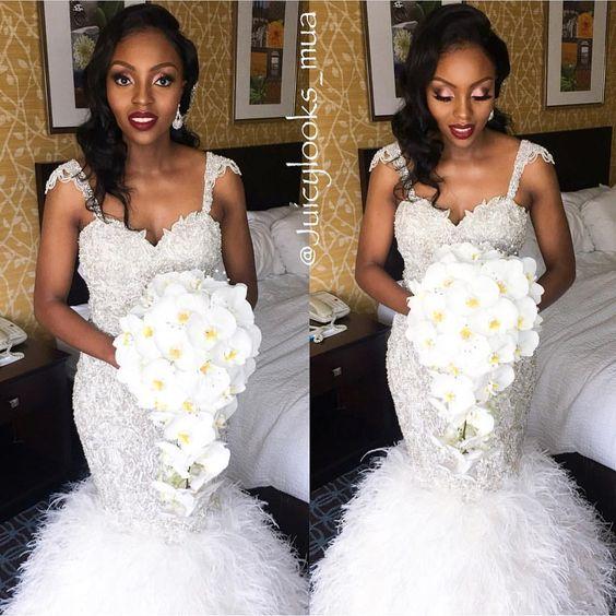 Stunning Hairstyles For Nigerian Brides this 2020 hairstyleforblackwomen.net 21