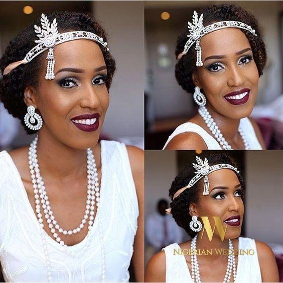 Stunning Hairstyles For Nigerian Brides this 2020 hairstyleforblackwomen.net 22