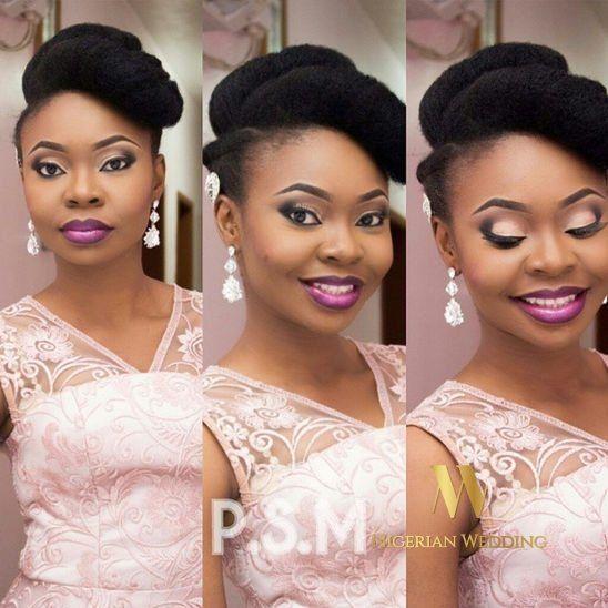 Stunning Hairstyles For Nigerian Brides this 2020 hairstyleforblackwomen.net 25