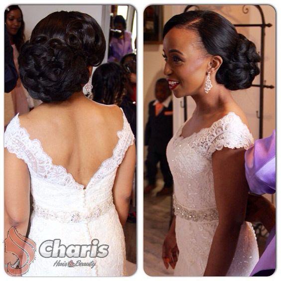 Stunning Hairstyles For Nigerian Brides this 2020 hairstyleforblackwomen.net 30