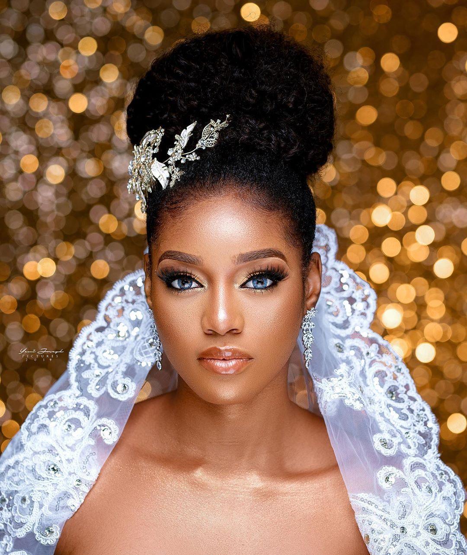 Stunning Hairstyles For Nigerian Brides this 2020 hairstyleforblackwomen.net 45
