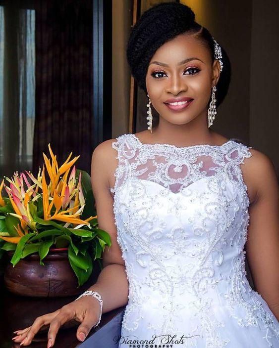 Stunning Hairstyles For Nigerian Brides this 2020 hairstyleforblackwomen.net 53