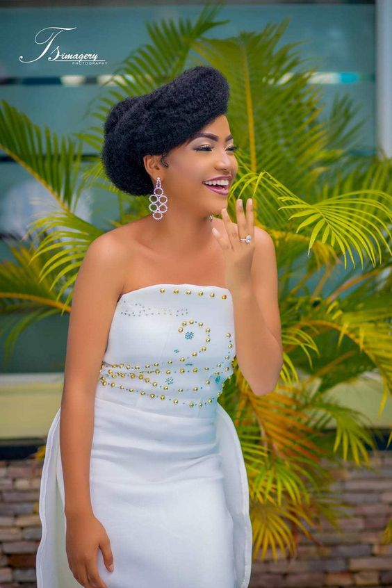 Stunning Hairstyles For Nigerian Brides this 2020 hairstyleforblackwomen.net 54