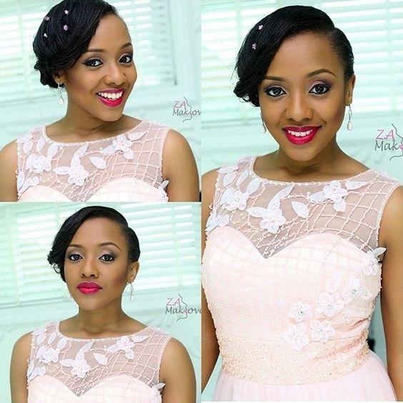 Stunning Hairstyles For Nigerian Brides this 2020 hairstyleforblackwomen.net 55