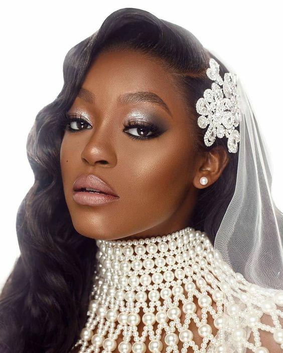 Stunning Hairstyles For Nigerian Brides this 2020 hairstyleforblackwomen.net 57