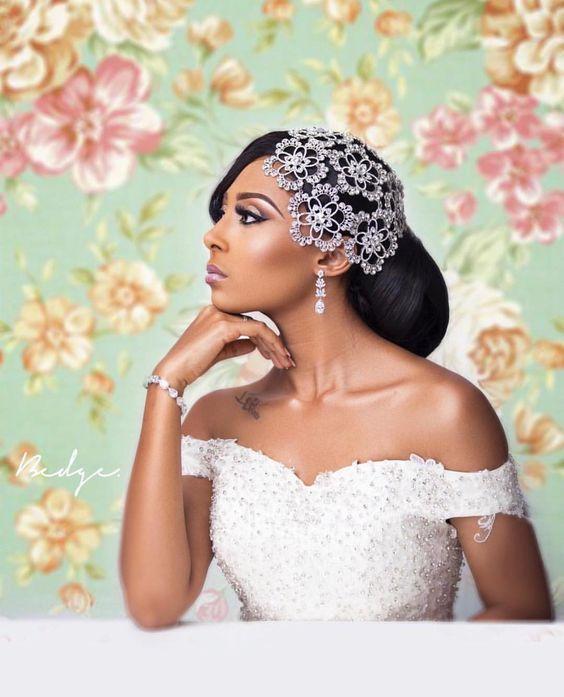 Stunning Hairstyles For Nigerian Brides this 2020 hairstyleforblackwomen.net 61