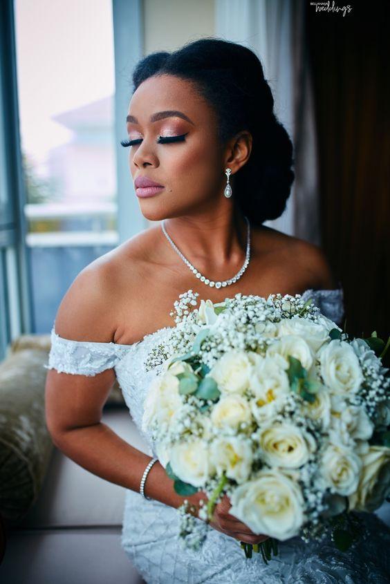 Stunning Hairstyles For Nigerian Brides this 2020 hairstyleforblackwomen.net 63
