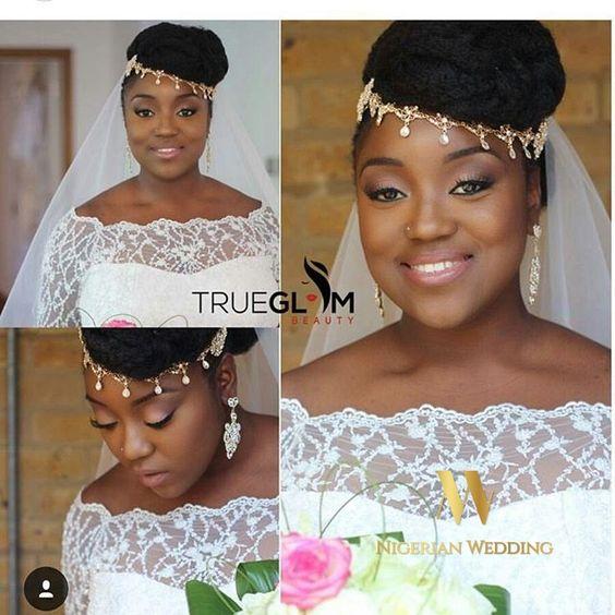 Stunning Hairstyles For Nigerian Brides this 2020 hairstyleforblackwomen.net 65