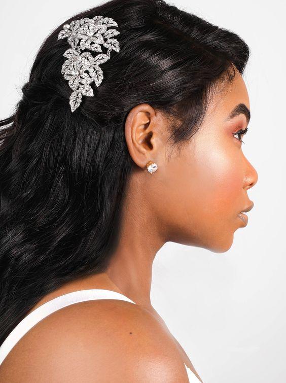 Stunning Hairstyles For Nigerian Brides this 2020 hairstyleforblackwomen.net 67