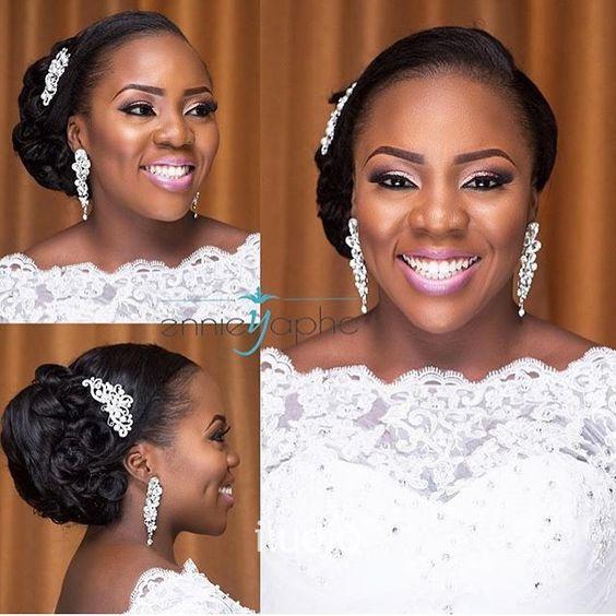Stunning Hairstyles For Nigerian Brides this 2020 hairstyleforblackwomen.net 70