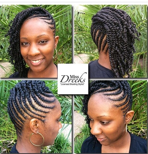 The Best Braid Size For Length Retention Without Damage