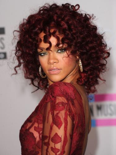 The Best of Rihannas Constantly Changing Hairstyles