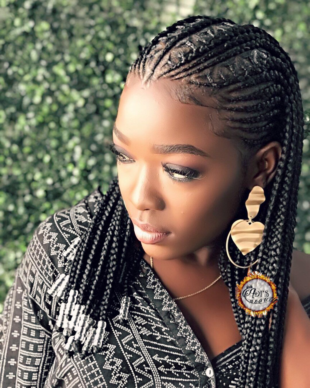 "The Braid Empire on Instagram ""Been the best and the king of braids @adis beauty tells you that I just don't post fake things on my page because creativitystyledesigns…"""