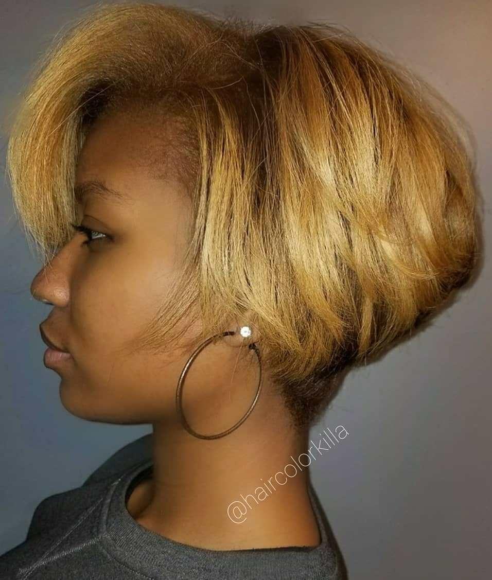 bob haircuts for black women hairstyleforblackwomen.net 7
