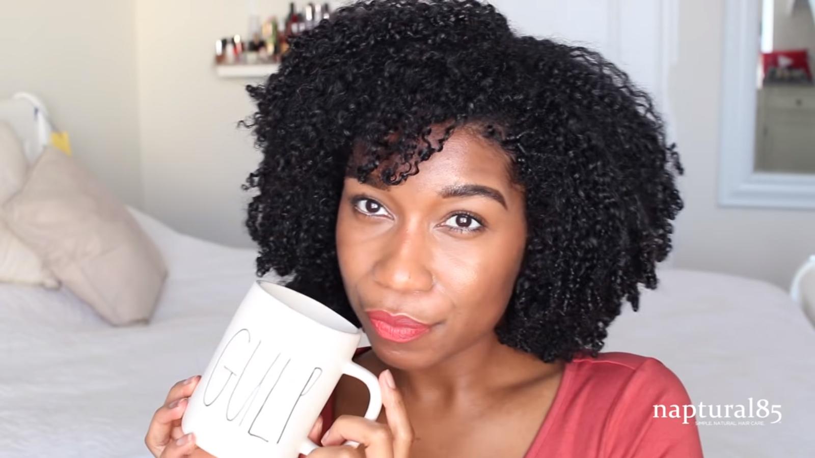 natural hair breakage or shedding2