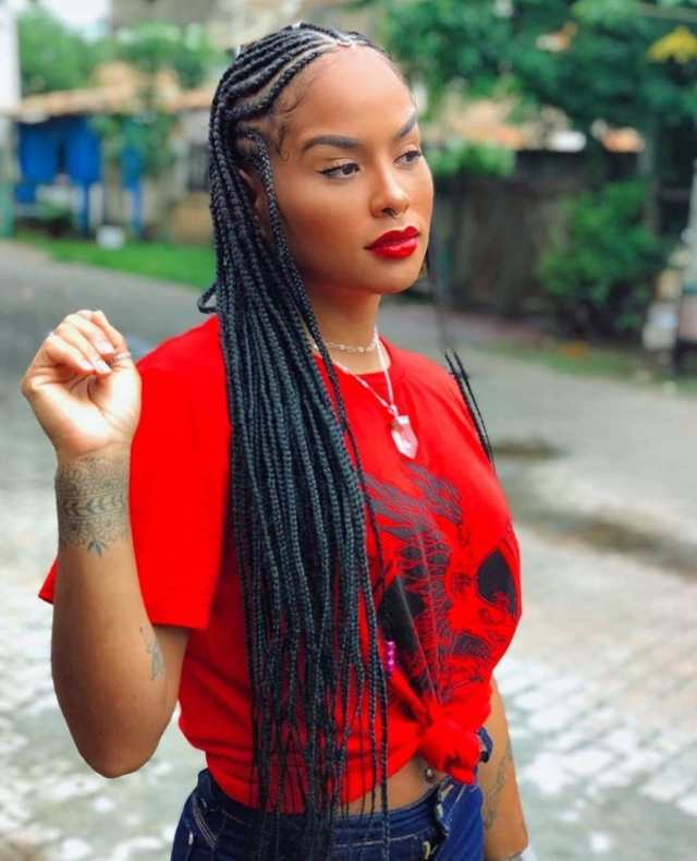 1598747958 474 Best Black Braided Hairstyles Of 2020Amazing Braid Hairstyles To Try