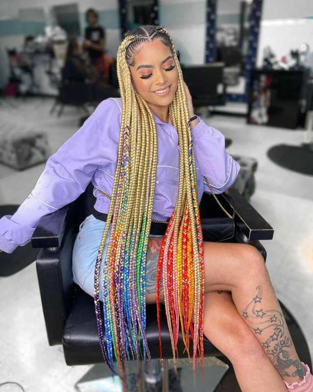 1598747958 508 Best Black Braided Hairstyles Of 2020Amazing Braid Hairstyles To Try