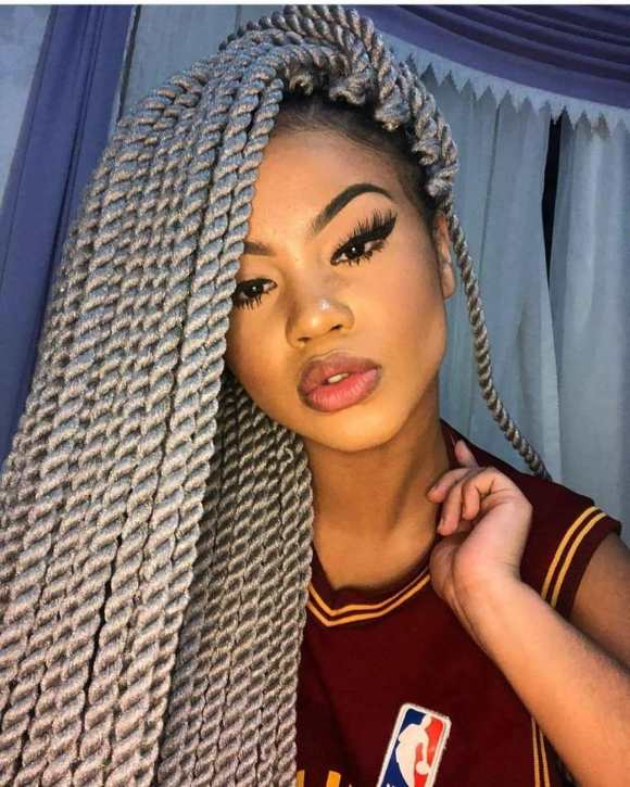 1598747958 591 Best Black Braided Hairstyles Of 2020Amazing Braid Hairstyles To Try