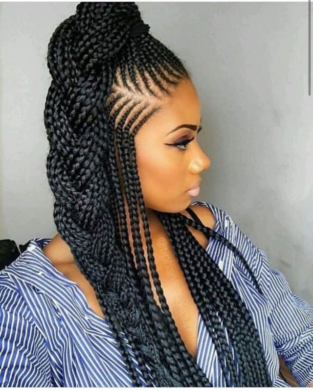1598747958 962 Best Black Braided Hairstyles Of 2020Amazing Braid Hairstyles To Try
