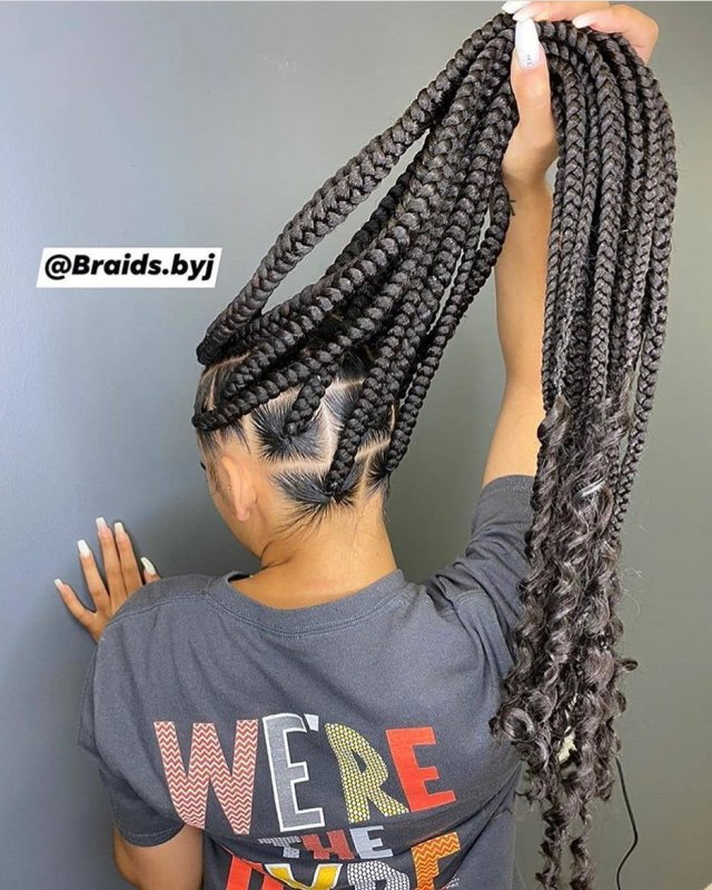 1600708876 247 Latest Braided Hairstyles Best Protective Hairstyles For Natural Hair