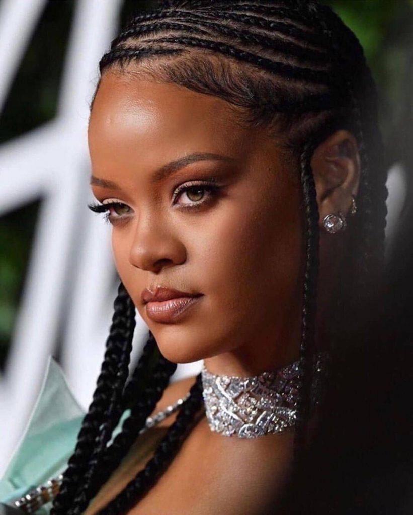 17 Astonishing African Braid Black Braided Hairstyles For Ladies 2020 11 821x1024 1