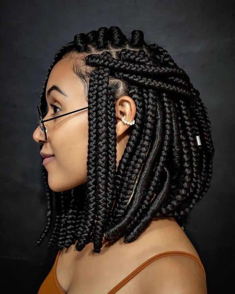 17 Astonishing African Braid Black Braided Hairstyles For Ladies 2020 16 819x1024 1