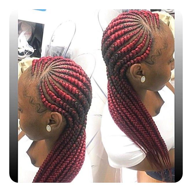 2110218 ghana braids
