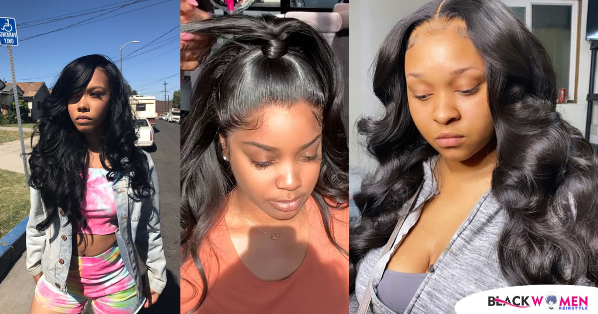 47 Trendy Weaving Hairstyles You Will Love