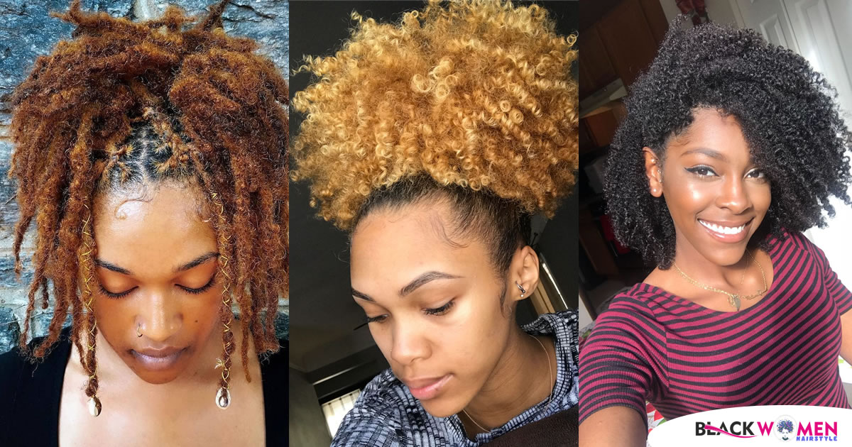 60 Afro Hairstyles That Embrace Your Natural