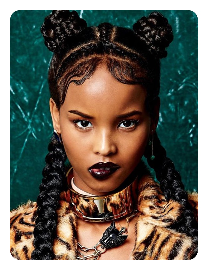 91110218 ghana braids