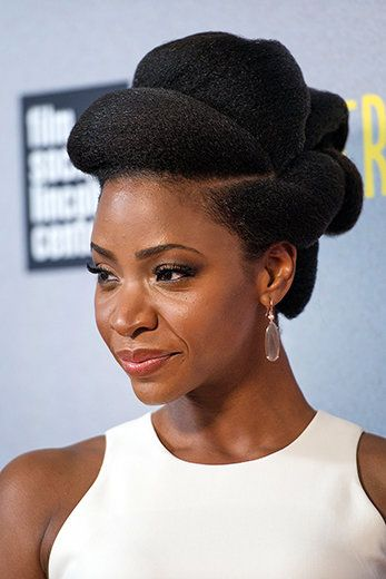 Admit t Teyonah Parris Had the Best Hair of 2015