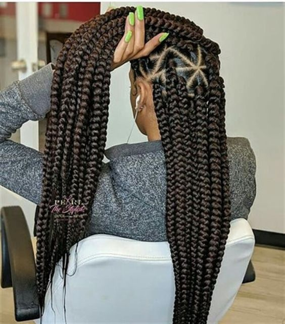 Braids for Black Women hairstyleforblackwomen.net 1039