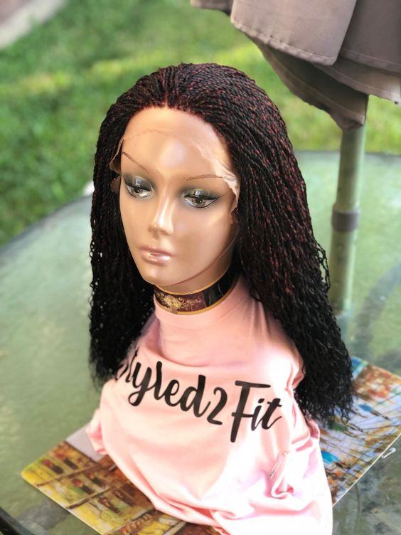 Braids for Black Women hairstyleforblackwomen.net 1167
