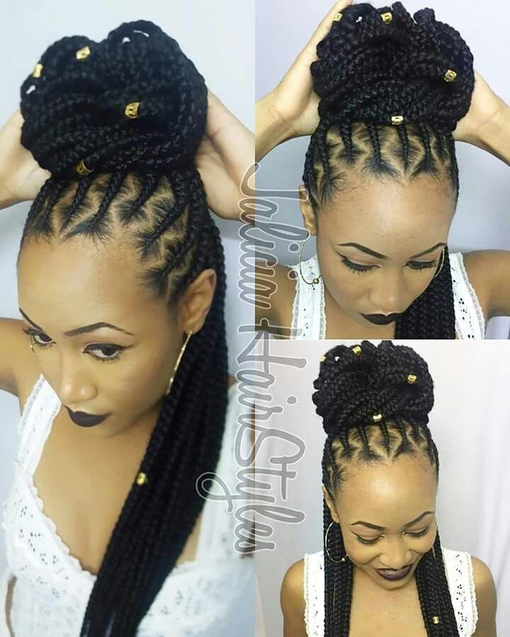 Braids for Black Women hairstyleforblackwomen.net 1282