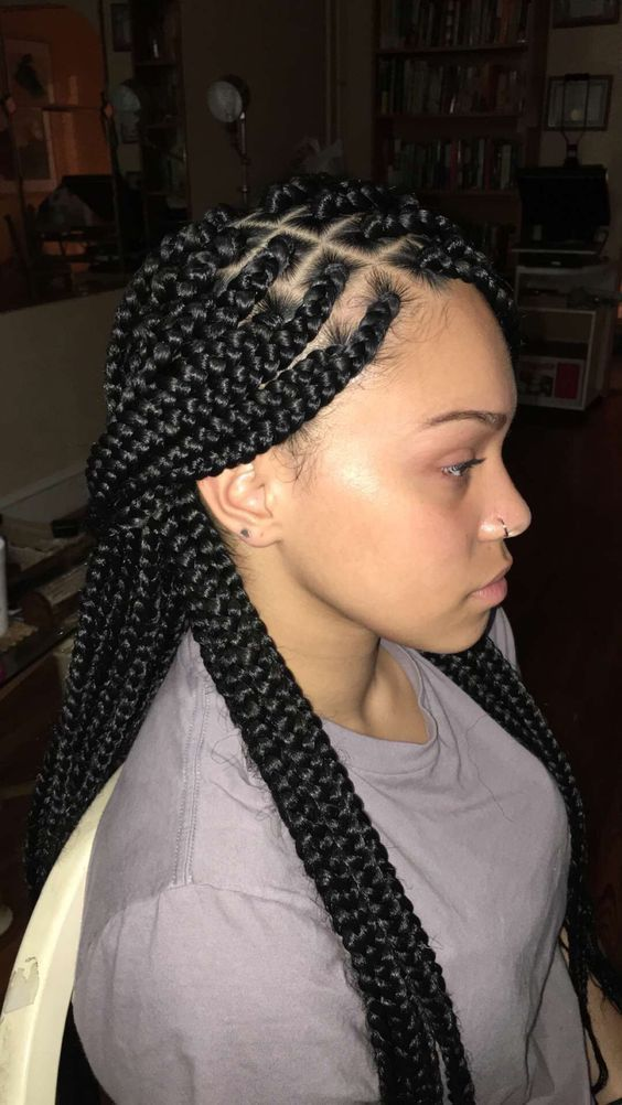 Braids for Black Women hairstyleforblackwomen.net 1741