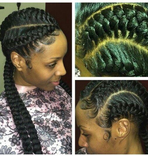 Braids for Black Women hairstyleforblackwomen.net 1924