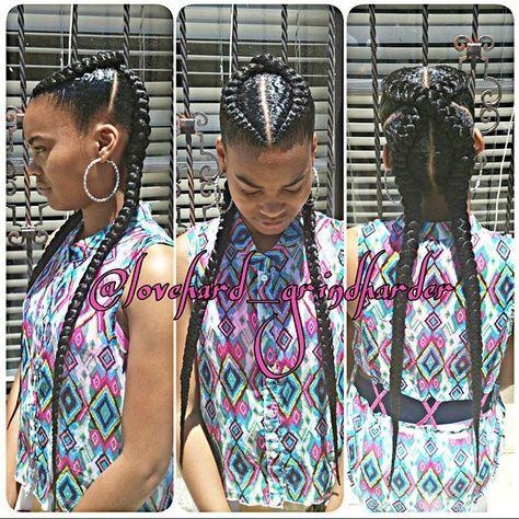 Braids for Black Women hairstyleforblackwomen.net 1982
