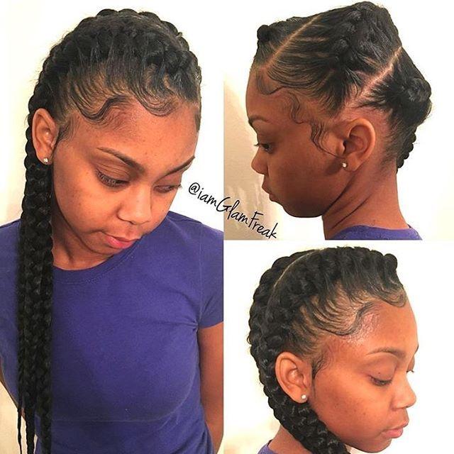Braids for Black Women hairstyleforblackwomen.net 2057