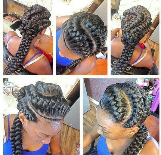 Braids for Black Women hairstyleforblackwomen.net 2254
