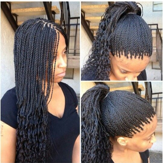 Braids for Black Women hairstyleforblackwomen.net 2298
