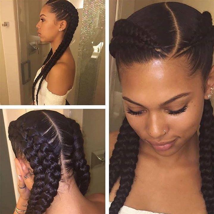 Braids for Black Women hairstyleforblackwomen.net 2381