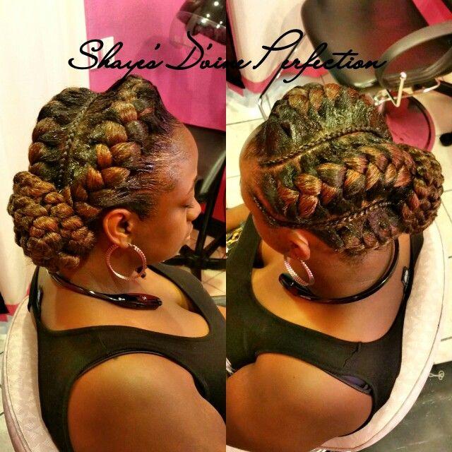 Braids for Black Women hairstyleforblackwomen.net 2427