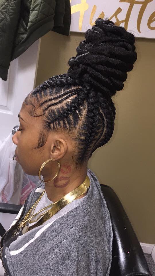 Braids for Black Women hairstyleforblackwomen.net 2472