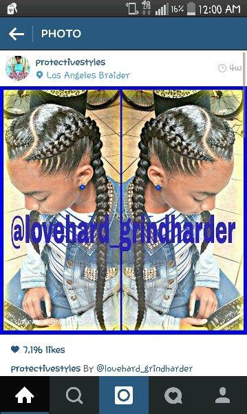 Braids for Black Women hairstyleforblackwomen.net 2616